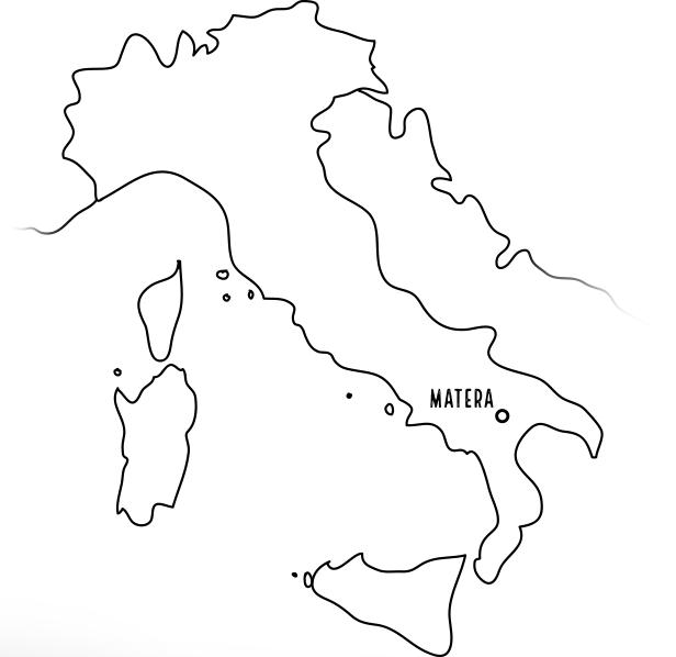 Basilicata, wo Italien etwas schärfer schmeckt