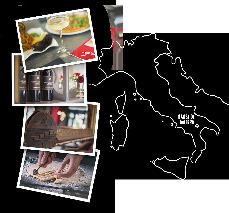 Ein echter Familienbetrieb aus dem Süden Italiens
